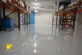 Thi công sơn Epoxy nhà máy sản xuất cáp Hitachi Cable – Hải Dương